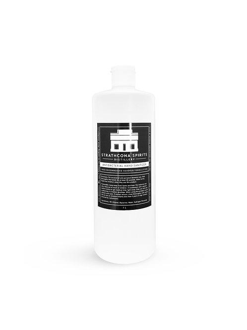 Antibacterial Hand Sanitizer with Pop-Top Lid, 1L