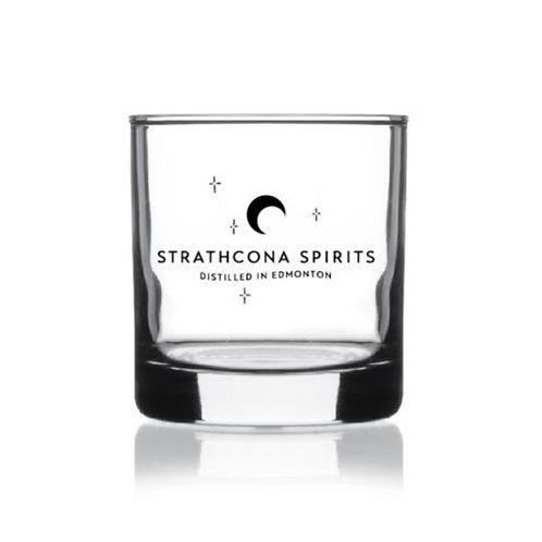 Strathcona Spirits Glass, 10 oz