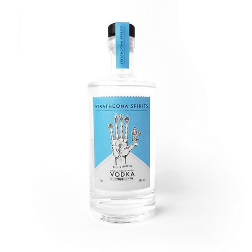 Single Grain Vodka, 750mL