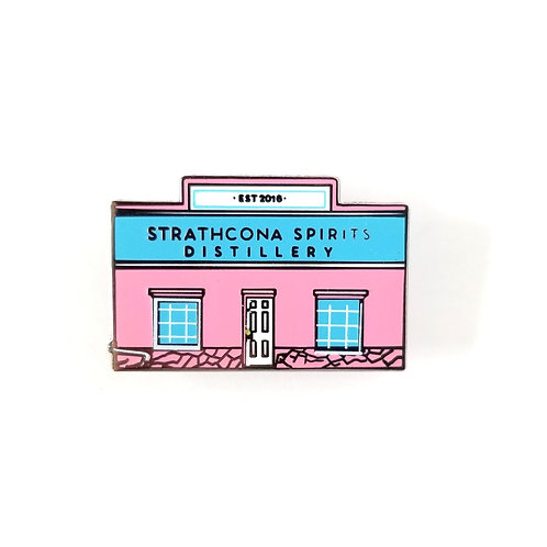 The Distillery Pin