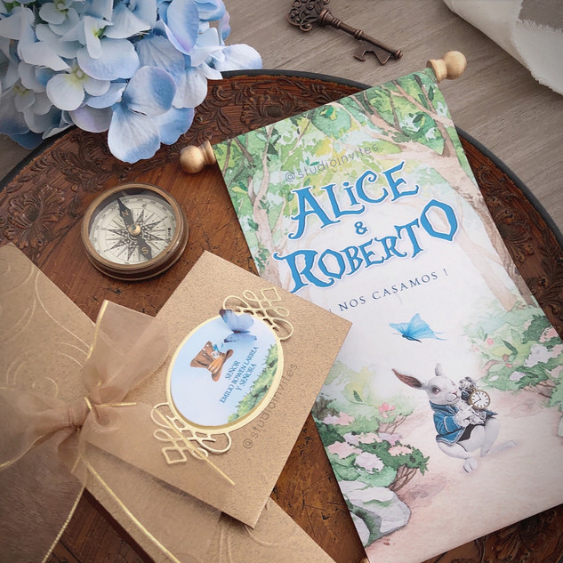 ALICE IN WONDERLAND INVITATION - STUDIO INVITES.JPG