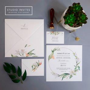LILYS INVITATION - STUDIO INVITES
