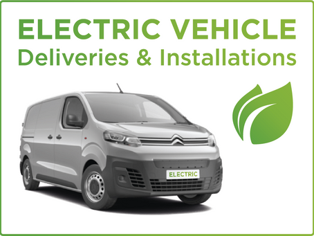 Introducing our new fully ELECTRIC vehicle, powered by the sun!