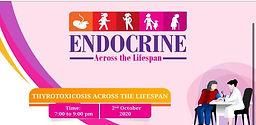 Endocrine Across the Lifespan - Thyrotoxicosis across the Lifespan