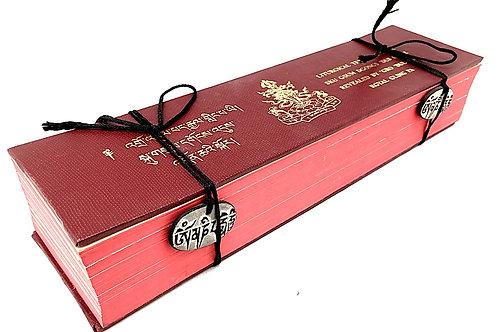 Буддийский литургический текст (первый)