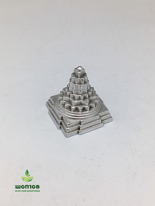 Шри янтра 3D ртутная