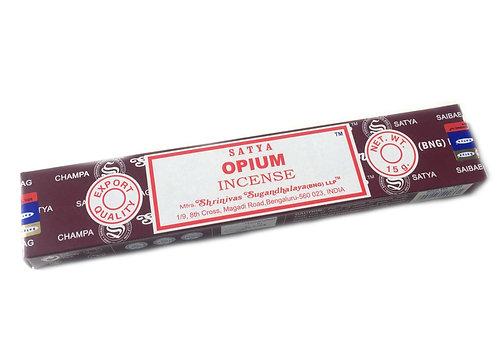 """Благовония """"Опиум"""" Satya"""