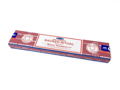 """Благовония """"Священный ритуал"""" Satya"""