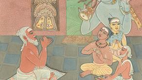 Урок жертвоприношения от Йогасвами