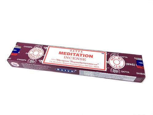 "Благовония ""Медитация"" Satya"