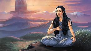 Женщины в йоге: возможная история (часть I)