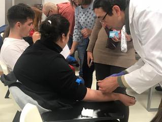 El Rotary Club de Ceuta colabora en la Campaña de donación de médula