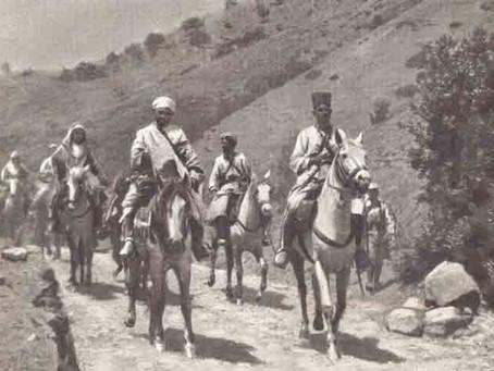 30 de junio de 1911: los Regulares de Marruecos (y 3)