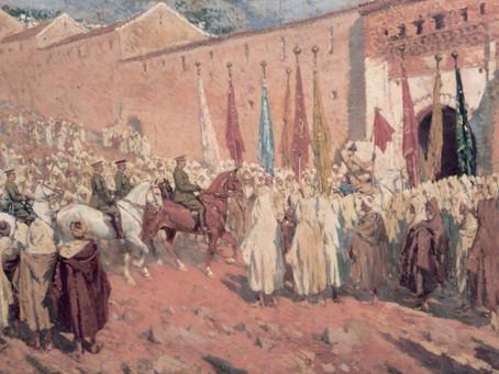30 de junio de 1911: los Regulares de Marruecos (2)