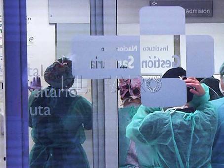 La pandemia y la Sanidad en Ceuta