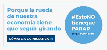 #EstoNotienequePARAR