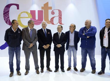 Presencia del Real Club Náutico CAS en Fitur 2019