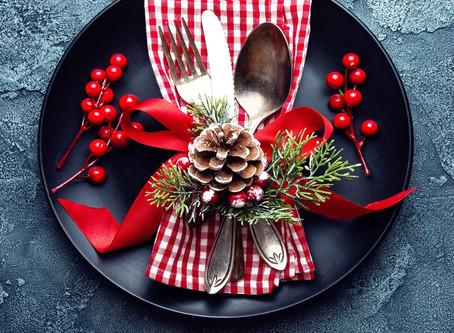 Ya disponibles nuestros menús especiales Navidades 2018