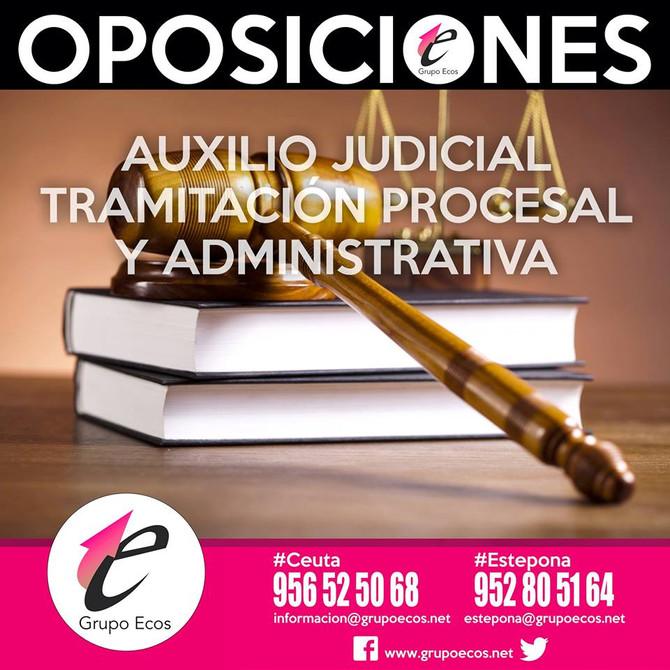 Publicada en el BOE la convocatoria de la oposiciones de turno libre de Gestión, Tramitación y Auxil