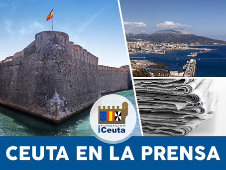 Ceuta en la prensa: diciembre 2020
