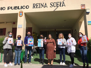 El 'Reina Sofía' se une para concienciarse con el autismo