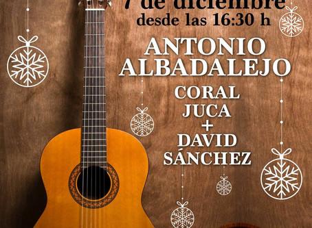 Zambomba flamenca el 7 de diciembre