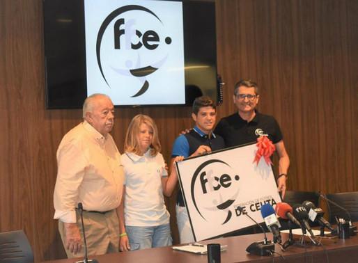 La FFCE presenta su nuevo escudo con el inconfundible sello de Qreativos