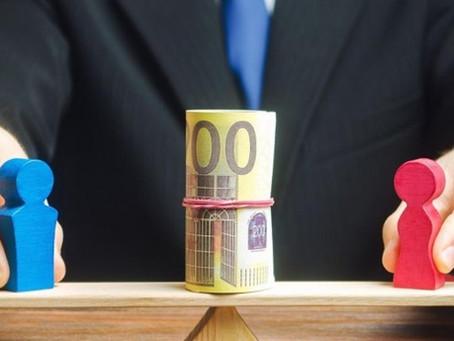 Brecha de género y registro salarial.
