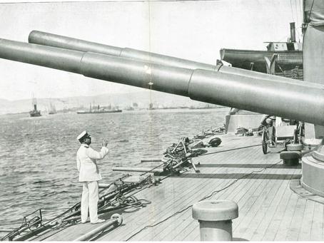 Septiembre de 1925: Desembarco en Alhucemas