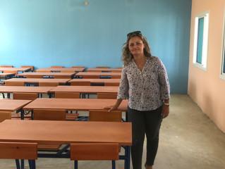 Finalizado un gran proyecto: la reforma de 4 escuelas en zonas deprimidas de Tánger
