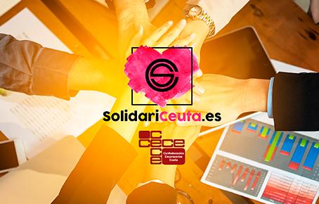 """Los empresarios ayudan con """"SolidariCeuta"""""""