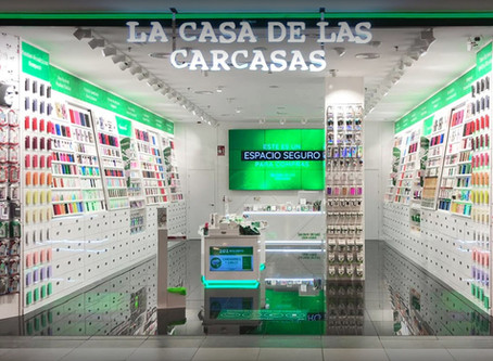 """NUEVA APERTURA: """"La Casa de las Carcasas"""""""