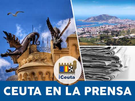 Ceuta en la prensa agosto 2021