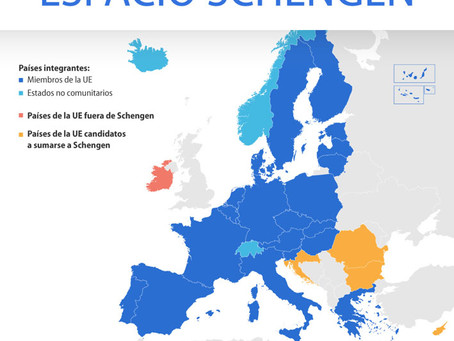 Schengen: ventajas e inconvenientes para Ceuta