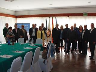 Encuentro rotario de los Clubes del Estrecho. Gibraltar, Tánger Doyen y Ceuta. Preparando un gran pr