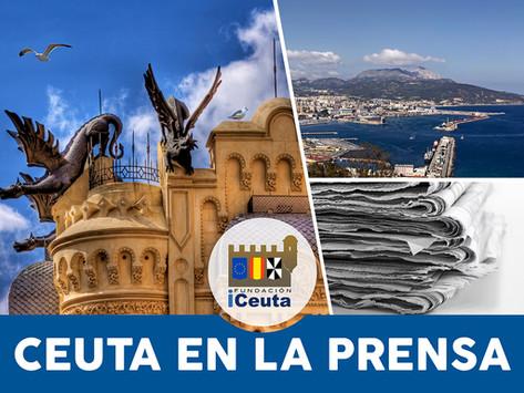Ceuta en la prensa octubre 2021