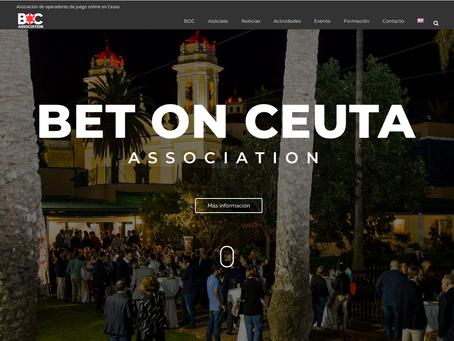 La Asociación Bet On Ceuta (BOC) se adhiere a la Confederación deEmpresarios de Ceuta (CECE)
