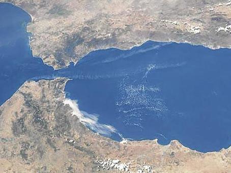 Las dudas sobre las aguas territoriales del Estrecho de Gibraltar