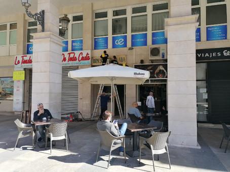 Los empresarios muestran su malestar ante el nuevo decreto de restricciones