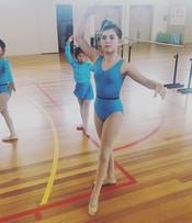 Practice makes progress! #ballet #dance