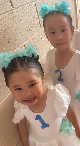 Pre Primary students