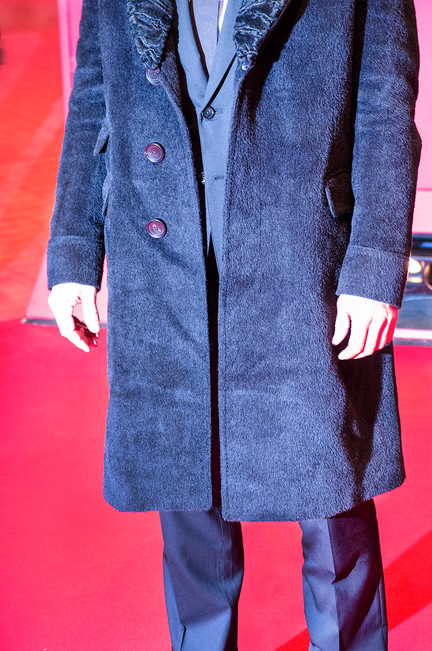 James Franco at the red carpet of the Berlinale