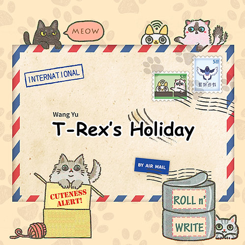 T-Rex's Holiday