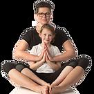 Ouder-kind yoga