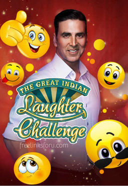 The Great Indian Laughter Challenge 9th December 2017 480p HDTV 180MB