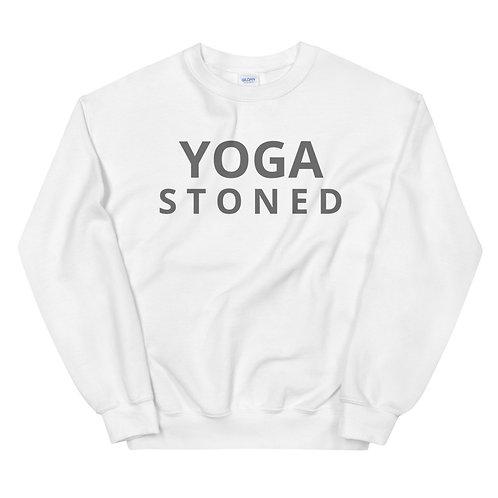 Yoga Stoned Unisex Sweatshirt