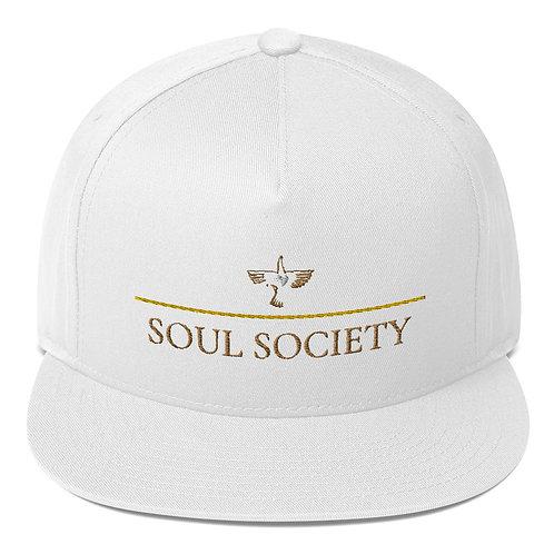 Soul Society Flat Bill Cap