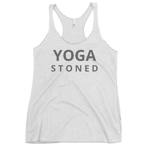 Yoga Stoned Women's Racerback Tank