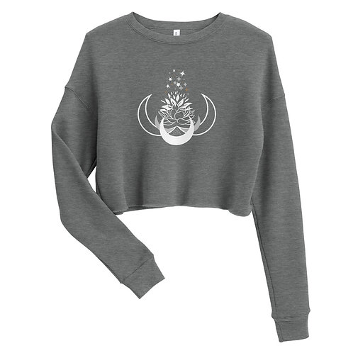 Star Stuff Cropped Sweatshirt