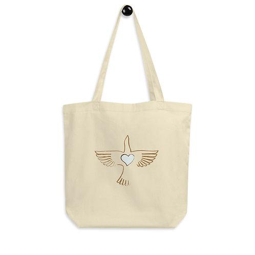 OG Peace Bird Eco Tote Bag
